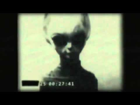 Grey Alien Captured: Double Top Secret Memo 109