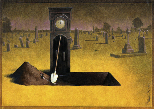 Mysterious Website Tells You When You Will Die 86