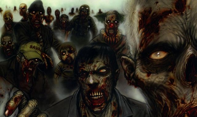10 Zombies Different From The Ones In films 12