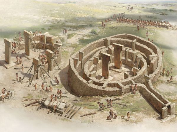 Alignment of Göbekli Tepe Suggests That It May Have Been Built to Worship Sirius 92