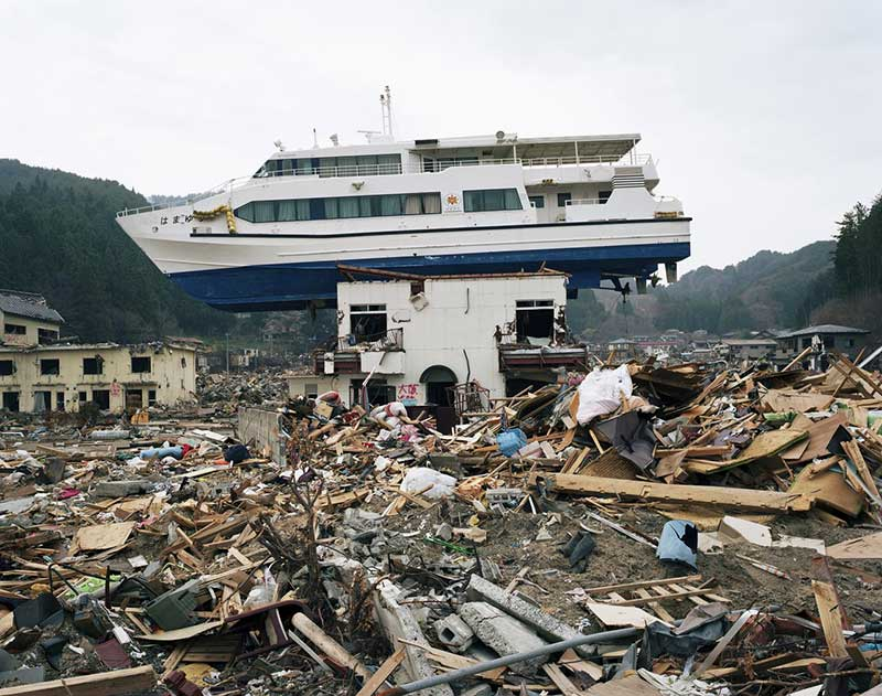 Shocking New Japan Tsunami Video Found & Released On YouTube 88