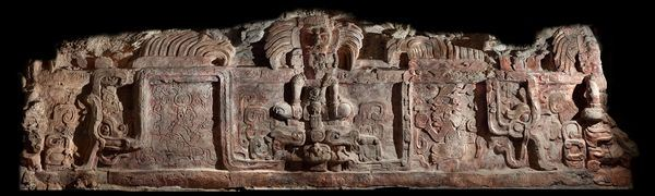 Giant Maya Carvings Found in Guatemala 19