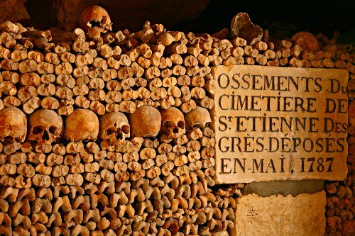 Paris Catacombs: Lost Man Footage 97