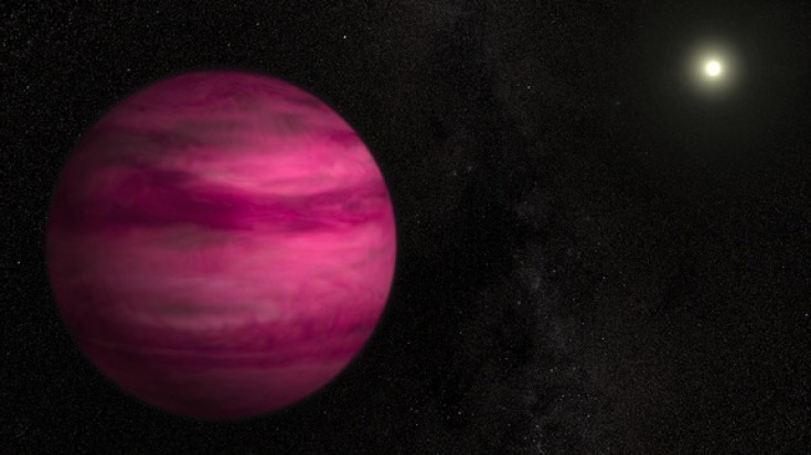 Pink Alien Planet Is Smallest Photographed Around Sun-Like Star 34