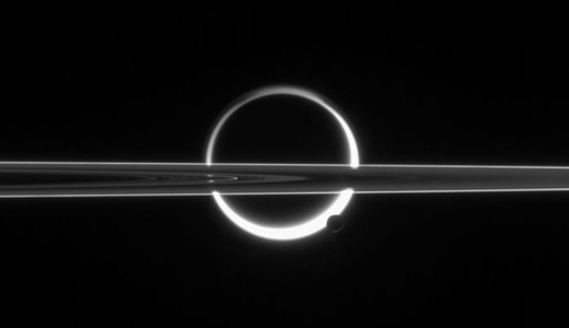 Large ring found in Solar system (Apollo 8) 35