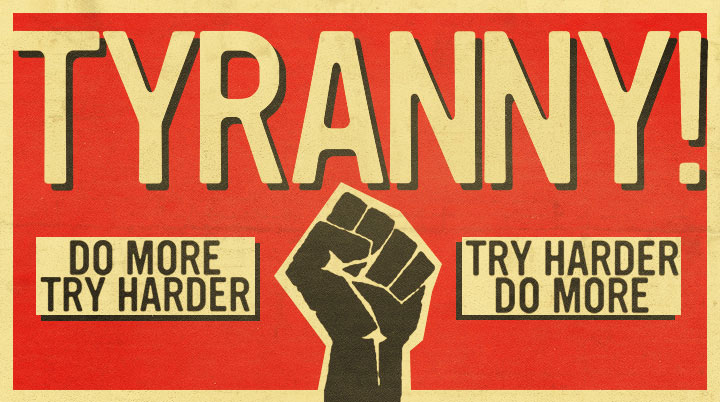 Tyranny - It Can't Happen in the US? 5
