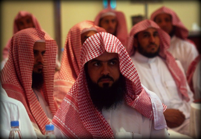 Saudi Arabia's War on Witchcraft 114