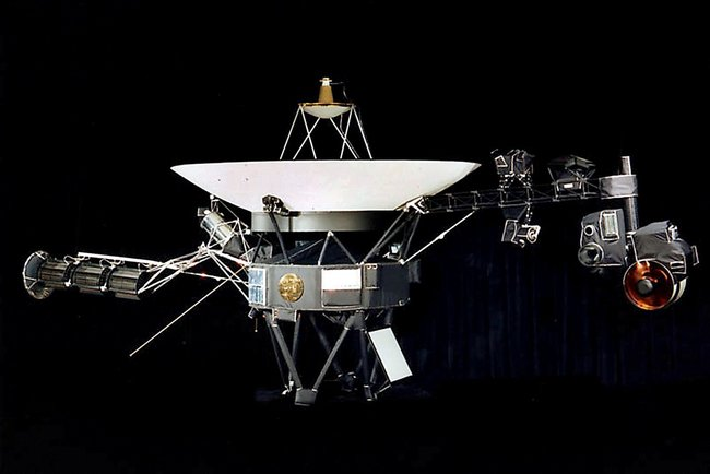 Voyager I Has Left the Solar System 31