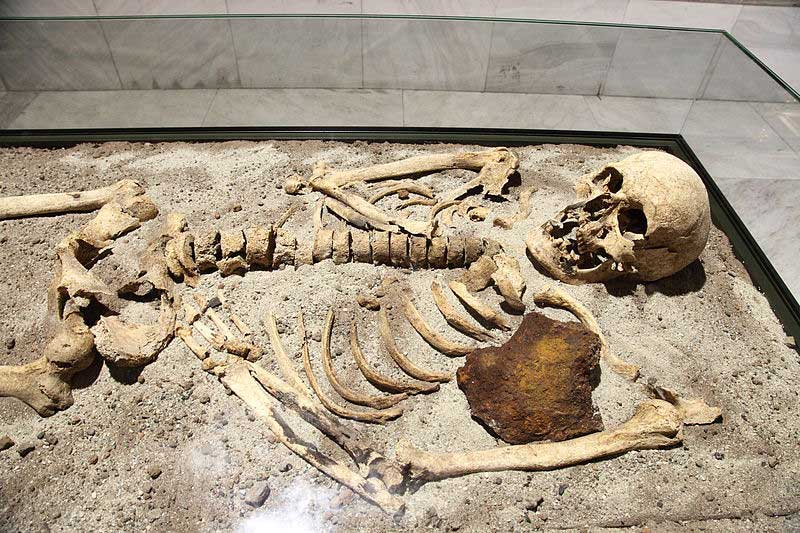 Vampire Burial Found in Bulgaria, Similar to Burial Found Last Summer 96
