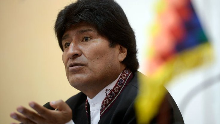 BREAKING : Bolivian president to sue US govt for crimes against humanity 126