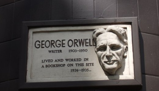 George Orwell : 14 little known facts about the writing of 1984 96