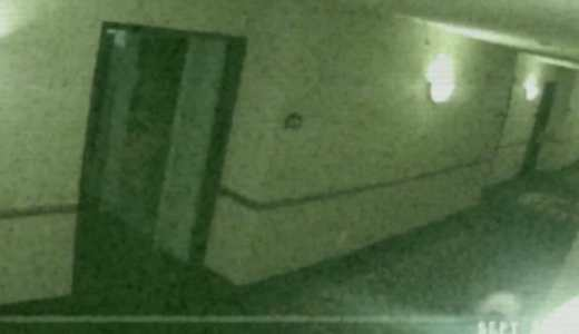 Ghost screaming in haunted hotel – 3 min video 22