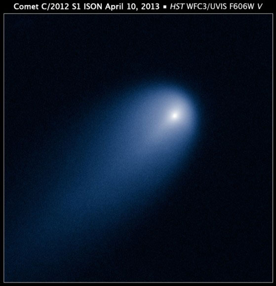 Comet ISON is not a Comet! 15