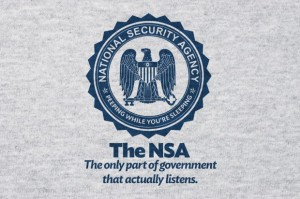 NSA Doesn't Think Parody Shirt is Funny; Wants Sales of it Banned 23