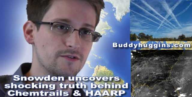 Snowden Uncovers Shocking Truth Behind Chemtrails 118