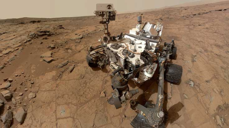 Water on Planet Mars 'Found' 3
