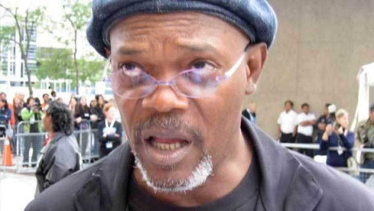 Actor Samuel L. Jackson Wants You to Get Off Facebook and Into the Streets 20