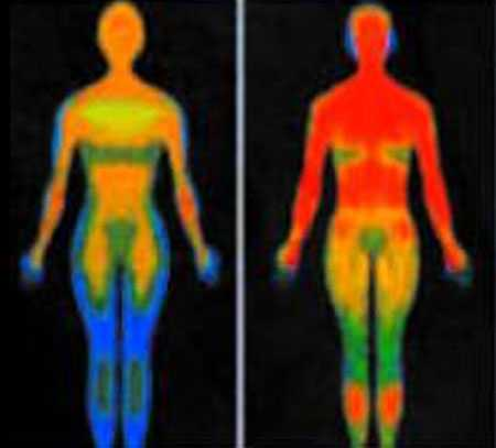 Russian scientist photographs the soul leaving the body at death 1
