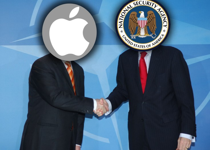 Apple admits, iPhone 5s Fingerprint Database To Be Shared With NSA 19