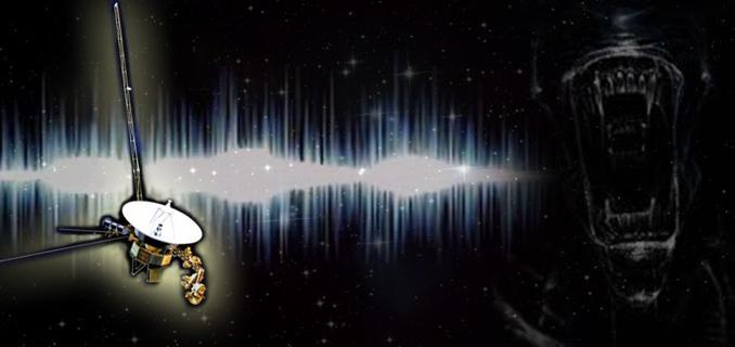 "NASA probe hears ""shriek"" in space as it leaves solar system 3"