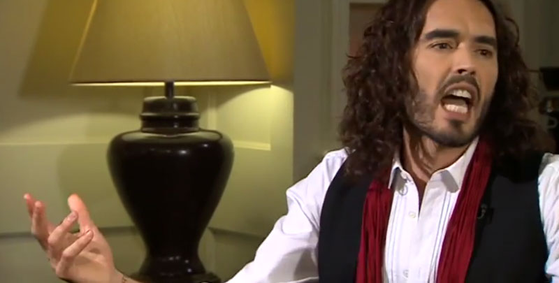 Russell Brand's Scathing Critique Of The Political System 27
