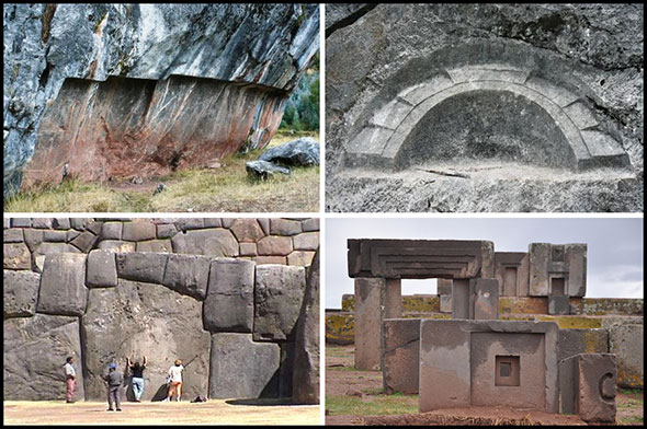 Mysterious Stone Structures 91