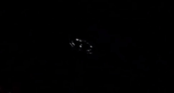 UFO video caught from apartment building in Kazakhstan 97