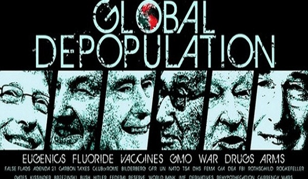 Killing us Softly: The Global Depopulation Agenda 96