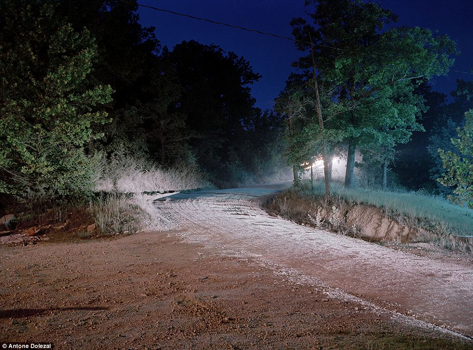 Spooklight Road: Southwest Missouri's West 50 road is famous to area people as where Spook Light, a bright and aptly named anomaly