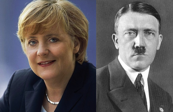 Hitler Was A Rothschild And So Was His Daughter Angela 35