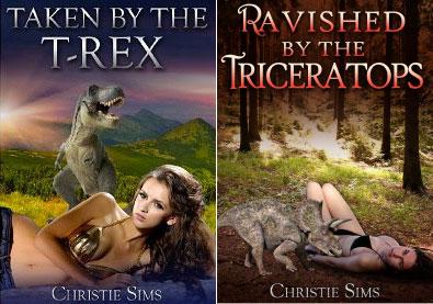 The Next Burgeoning Literary Trend: Dinosaur Erotica 14