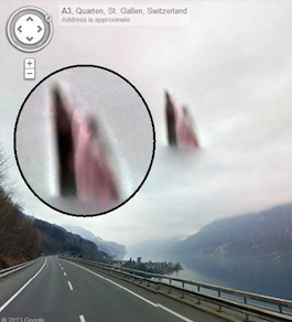Jesus And Mary Allegedly Spotted On Google Earth 93