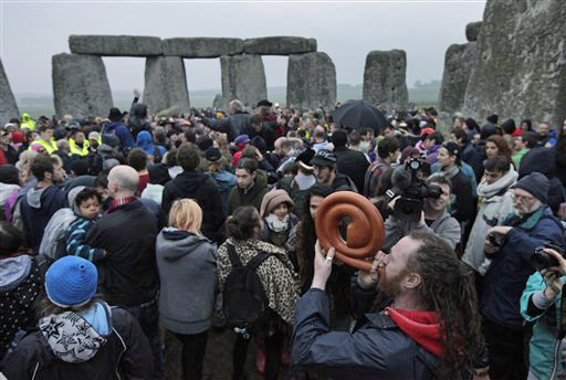 Stonehenge's secret revealed at last 97