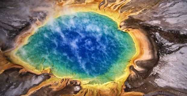 Yellowstone: The Most Dangerous Volcano In America Is Roaring To Life 28