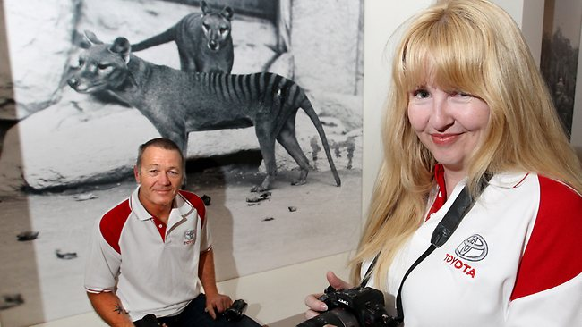 International team hopes to settle thylacine mystery once and for all  86