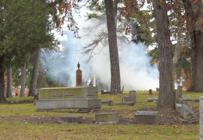 Spontaneous Combustion of Graveyard Corpses Rocks Wisconsin Town  94