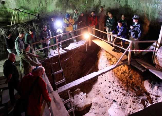 Mystery humans spiced up ancients' rampant sex lives 1