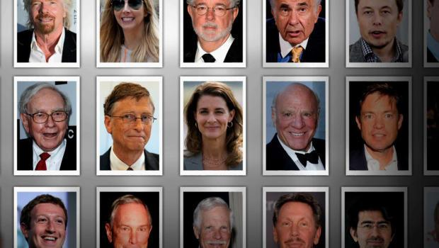 115 Billionaires sign to give away more than half of their fortunes 21