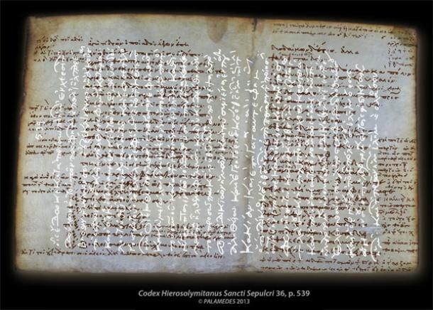Scientists uncover ancient philosophical writings hidden beneath a medieval text 86