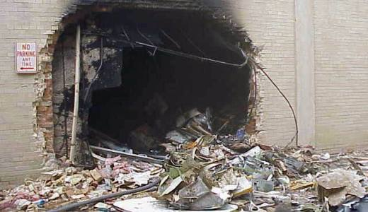 Leaked Video: A missile hitting Pentagon on 9/11 28