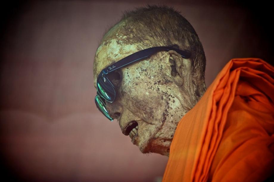 Sokushinbutsu - The Bizarre Practice of Self Mummification 1
