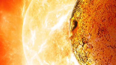 Astronomers discover infernal earth-like planet that 'shouldn't be' 1