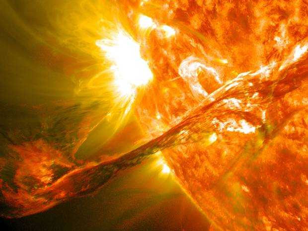 Sun will 'flip upside down' within weeks, says Nasa 22