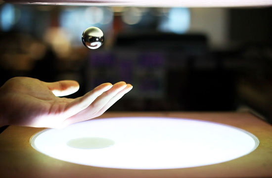 Anti-Gravity Ball by MIT Opens New Dimensions 1