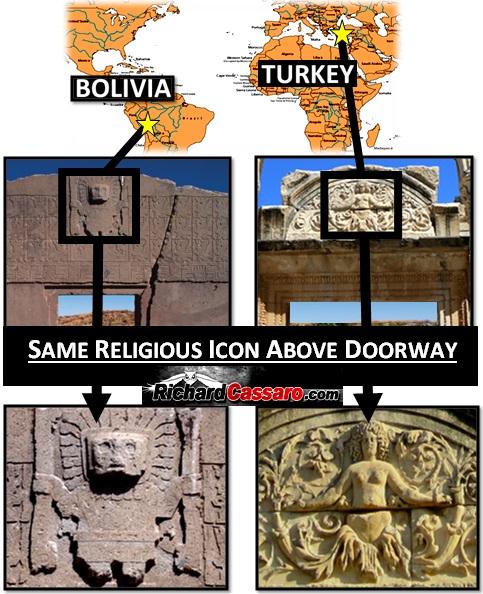 "Pagan ""God Self"" Icon Found Worldwide Rewrites History, Reveals Lost Golden Age 124"