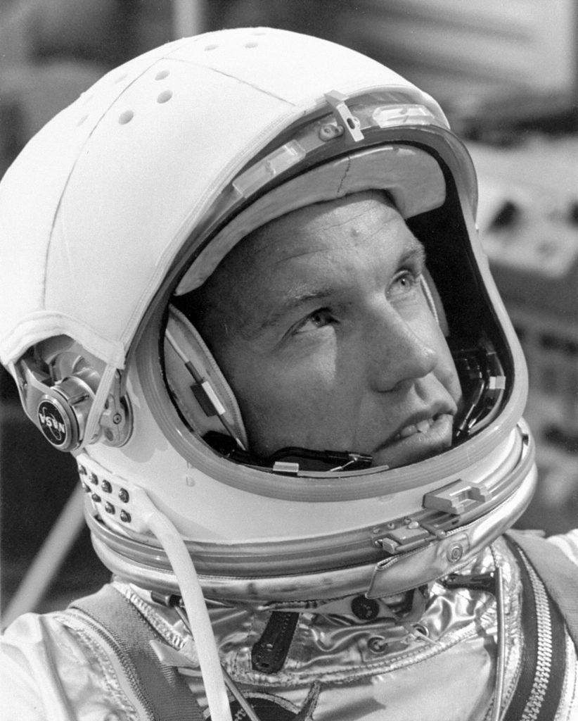 NASA astronauts recall UFO encounters 10