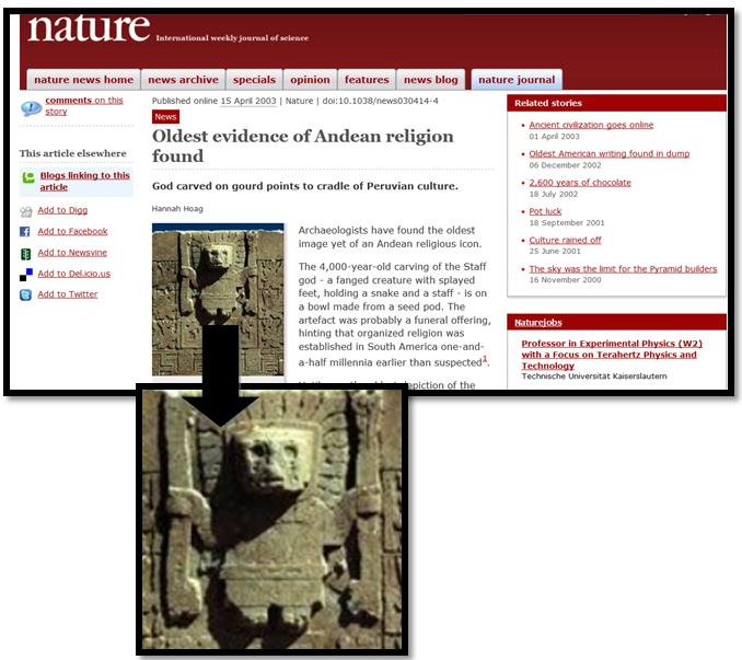 "Pagan ""God Self"" Icon Found Worldwide Rewrites History, Reveals Lost Golden Age 176"