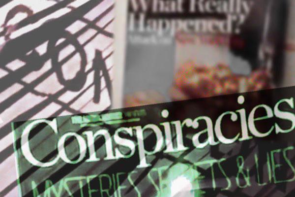 The Ultimate Conspiracy Theory Propaganda 1