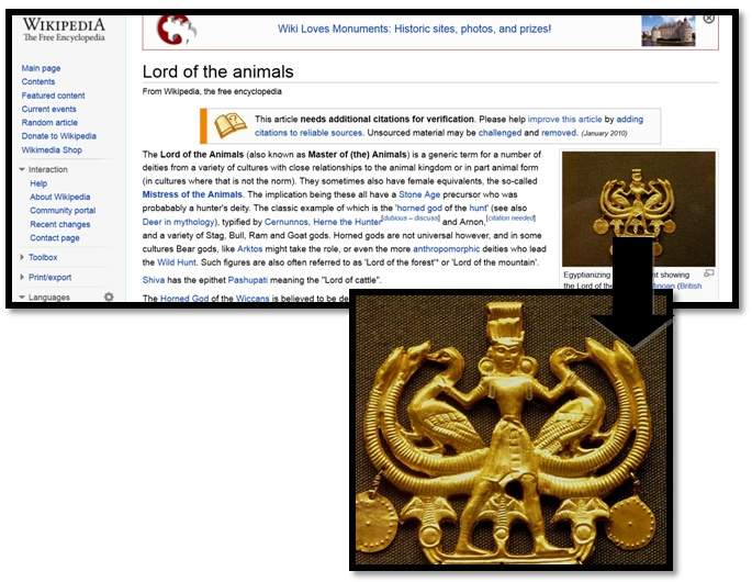 "Pagan ""God Self"" Icon Found Worldwide Rewrites History, Reveals Lost Golden Age 175"