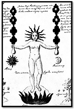 "Pagan ""God Self"" Icon Found Worldwide Rewrites History, Reveals Lost Golden Age 177"